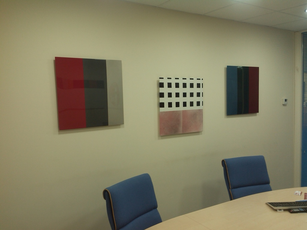 Printed Panel Infrared Heater Panel